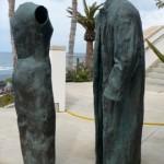 Skulptura Adam i Eva