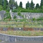 Izgled spomen groblja