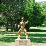 Spomenik Bruce Leeju