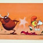 Izložba Mordillovih karikatura u Kremsu