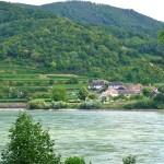 Zelen i dobro iskorišten Dunav
