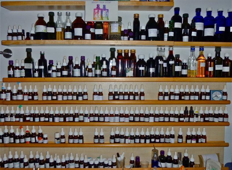 Vikend tečaj kreiranja parfema