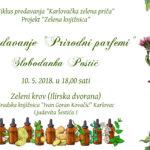 Plakat Prirodni parfemi