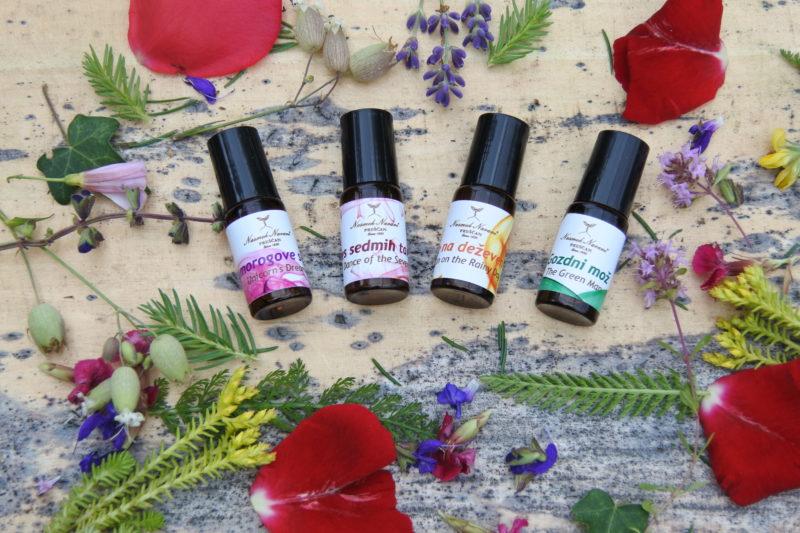Tihi šarm uljnih parfema